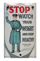 Stop - Watch your Weight